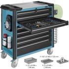 Werkzeug-, Material- und Montagewagen  AssistentErsatz- und EinzelteileAllgemeine Werkstattau