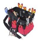 Textiltasche 11-TGU, komplett, mit Elektro-Werkzeugpaket 11, 33-teilig