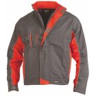 Bundjacke Starline® grau/orange Gr. S