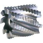 Walzenstirnfräser HSSE5 40x40x16 mm DIN 841 NR