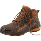 Cofra Safety Baseman - Triplete Sicherheits-Stiefel S3 EN ISO 20345 braun | 43