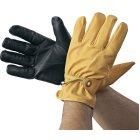 Western-Handschuh ohne Innen-Futter cognac Größe 2(M)