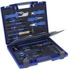 Werkzeugkoffer bestückt mit 50 Werkzeugen in Schaumeinlage 52560800