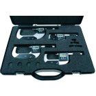 40 EWR Digitale Bügelmessschraube 0-100 mm, im Satz 31403400