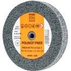 POLINOX®-Kompaktschleifrad PNER-W 7513-6 SiC F