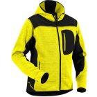 Blåkläder Trend Strickjacke gelb grau | 3XL