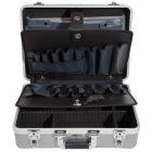 ABS Hartschalen-Werkzeugkoffer mit Aluminiumrahmen
