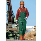 Novotex-Isomat Forstschutz-Latzhose EN 381 Klasse 1 grün   102