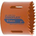 Sandflex Bimetall Lochsäge 51 mm