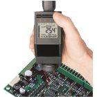 Infrarottemperaturmessgerät -35 bis +930°C, einste llb. Scharfpunktoptik