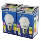 MEGAMAN MM21940 LED Ultra Clas 3,5W-250lm 2erSet