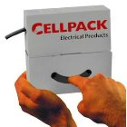 CELLPACK SB 12,7-6,4/SCHWARZ SCHRUMPFSCHLAUCH-BO