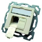 PROTEC.net PDD6A 2xRJ45 CWS Designdose CAT 6A vk