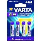 VARTA 6103 Lithium Batt. AAA 4er
