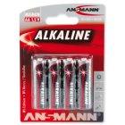 Alkaline Batterie Mignon AA 4er Blister