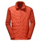 JACK WOLFSKIN Caribou Crossing Track Men Fleecejacke  orange | M