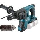 Akku-Bohrhammer für SDS-PLUS 2x18 V (ohne Akku+Ladegerät)