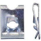 Blechmutter Farblos verzinkt L16,5 mm-D4,2 mm  1000 Stück
