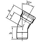 Gewindefitting Bogen EN10242 Temperguss feuerverzinkt  1/2 ZO  10 Stück