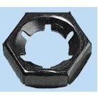 Sicherungsmutter DIN 7967 Stahl verzinkt M42  25Stück