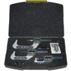 IP67 Bügelmessschraubenset Messbereich 0-10
