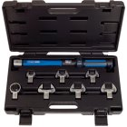 14x18mm Kälte-Klima Werkzeugsatz 10-100 Nm, 8-tlg.