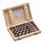 Schlangenbohrer-Set, 6-teilig, 10 - 20 mm, 160 mm,