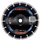RHODIUS Diamanttrennscheibe gerade LD50 230 x 7,0 x 2,4 x 22,23