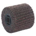 Lamellen-/ Vlies-Schleifrad 105x100 mm, P 80, für