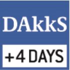 2 g  DKD Kalibrierschein / für konventionellen Wäg