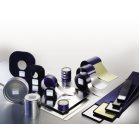 Unterlagsfolie INOX-Stahl 0,50 mm Format 100 mm x