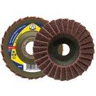 Schleifmopteller, SPECIAL, SMT 800,Abm.: 115x22,23 Grad: coarse, Farbe: Braun-Braun