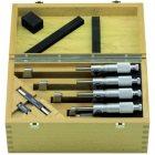 40 SA Bügelmessschrauben im Satz 100-200 mm 313324 31332450
