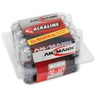 Alkaline Batterie Mignon AA 20er Box