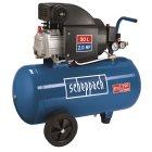 Kompressor HC54 scheppach  - 230V 50Hz 1100W