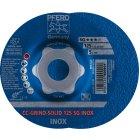 CC-Grind®-SOLID-Schleifscheibe CC-GRIND-SOLID 125 SG-INOX