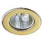 BRUMBERG 2070.05 Möbeleinbauleuchte G4 20W gold