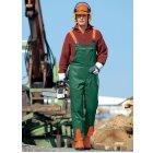 Novotex-Isomat Forstschutz-Latzhose EN 381 Klasse 1 grün   50