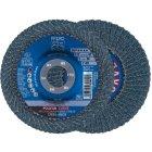 Fächerschleifscheiben Polifan-Curve, 125 mm