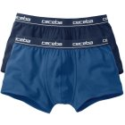 Ceceba Retroshorts 2er Pack marine kornblau | 007