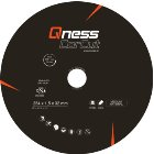 QNESS Korund-Trennscheiben 400-600HV Drm. 254 x 1,5 x 32mm