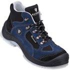 Maxguard Eddie Sicherheits-Stiefel S1P EN ISO 20345 schwarz blau | 43