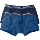Ceceba Retroshorts 2er Pack marine kornblau | 006