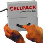 CELLPACK SB 4,8-2,4/SCHWARZ SCHRUMPFSCHLAUCH-BO