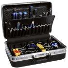 Werkzeugkoffer aus ABS 470x180x360 mm | Leerkoffer
