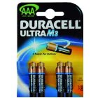 DURACELL MX2400 AAA Ultra Power Batterie 4er