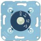 1101-4 Drehschalter 3-Stufenschalter