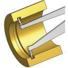 Schnelltaster G280 80 - 100 mm 0,01 mm ZW
