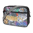 Campus Reporter Tasche puma black graffiti - GR: One size