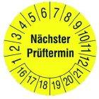 108St PPPPNPG gelb Nächster Prüftermin